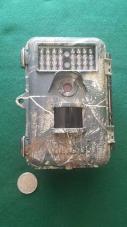 "1 BUSHNELL CAMO TRAIL CAMERA ""BONE COLLECTOR"" MODEL ""119446"""