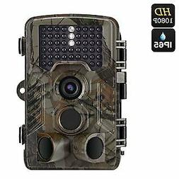 1080p FHD Outdoor Trail Camera (PIR, 12 Months Stand-By, Fas