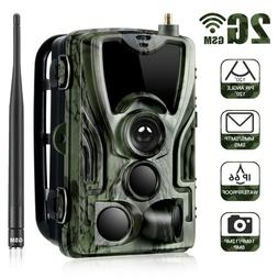 SunTek  1080P HD 2G MMS Hunting Camera 3PIRS IP65 2.0 Screen