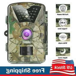 1080p hd outdoor hunting wildlife trail camera