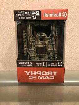 Bushnell 119877C 24MP Trophy Cam HD No Glow Trail Camera W/