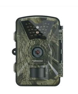 ECOOPRO 12MP 1080P HD Trail Camera Low glow Game Hunting Cam
