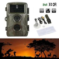 12MP 720P 5 Megapixels Scouting Stealth Trail Cam Security H