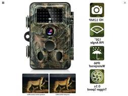 12MP Hunt Trail Camera Low Glow Outdoor Tree Cam Night Visio