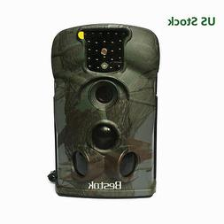 Bestok 12MP Night Vision Scouting Hunting IR Infrared Trail