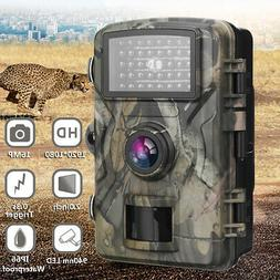16MP HD 1080P Hunting Trail Camera Video Wildlife Scouting I