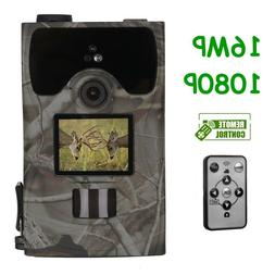 16MP Trail Camera Deer Hunting Game Cam Night Vision Motion