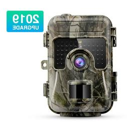 16MP Trail Camera IP66 Waterproof Outdoor Hunting Cam with I