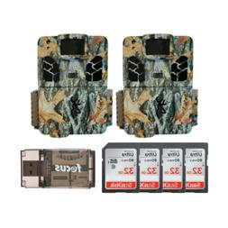 Browning Trail Cameras 18MP Dark Ops Apex Game Cam Two-Pack