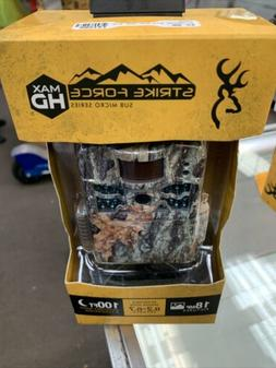 Browning Trail Cameras 18MP Strike Force HD Max Trail Camera