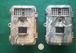 "2 BUSHNELL CAMO TRAIL CAMERAS ""BONE COLLECTOR"" MODEL ""119446"