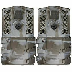 2 pack new moultrie a35 infrared 14mp