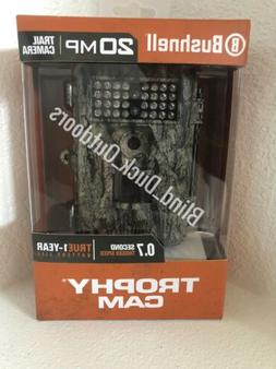 New 2017 Bushnell Trophy Cam HD Aggressor 20 MP Low Glow Gam