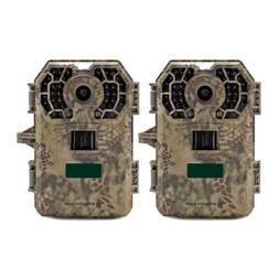 Stealth Cam 2020 G42NG 24MP Trail Camera 2-Pack Kit, Kryptek