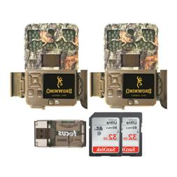 Browning Trail Cameras 20MP Recon Force Edge Trail Camera  B