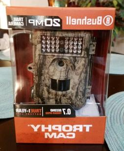 Bushnell 20mp Trail Camera Trophy Cam 119717CW 720p HD Video