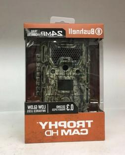 Bushnell 24mp Trail Camera Trophy Cam HD 0.3 Trigger Speed B
