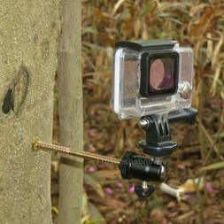 2PK Tree Mounts For Trail Hunting Game Cameras, Tree Spike S