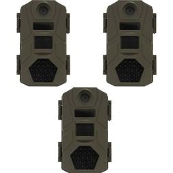 3 Pack - Tasco 8MP Tan Game and Trail Camera