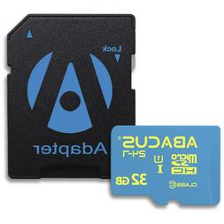 32GB microSD  Ultra High Speed Memory Card for Action Camera