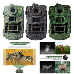 36MP Trail Camera Night Vision Hunting Game Security Cam Inf