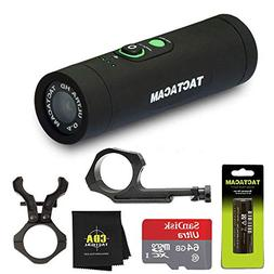 Tactacam 4.0 Hunting Action Camera Ultimate Gun Package with