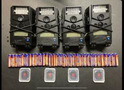 Micro Trail Cameras With SD Cards and Batteries Wildgame In