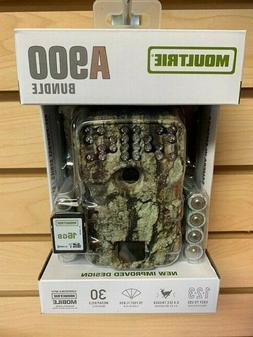 New Moultrie A-900 Bundle Infrared 30 MP Game Camera 2 Year