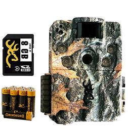 Browning Trail Cameras 5HDP Bundle Trail 8GB SD Card and AA