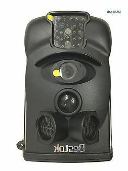 Bestok 8210A-B 12MP Night Vision Scouting Hunting IR Infrare