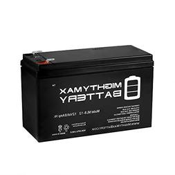 Mighty Max Battery 12V 8AH RECHARGEABLE SEALED GAME CAMERA B