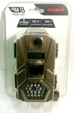 Tasco 8MP Low Glow Game Camera Deer Trail - 119271CW  ~ READ