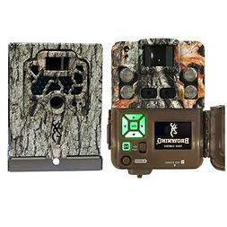 Browning 2018 Strike Force Pro XD Trail Camera + Security Bo