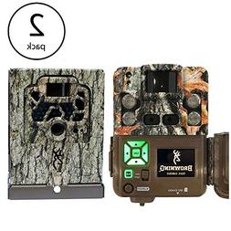 Browning 2018 Strike Force Trail Camera  + Security Box Case