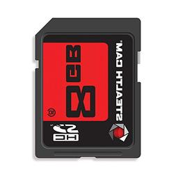 Stealth Cam 8GB Secured Digital Card, Single Pack