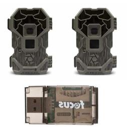 Stealth Cam PXP18 Pro Trail Camera  w. LCD Screen, 2-Pack