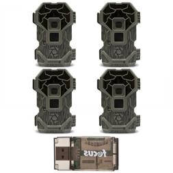 Stealth Cam PXP18 Pro Trail Camera  w. LCD Screen, 4-Pack