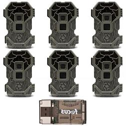 Stealth Cam PXP18 Pro Trail Camera  w. LCD Screen, 6-Pack