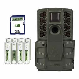 Moultrie A 25i Game Trail Hunting Camera w/ SD Card + Batter