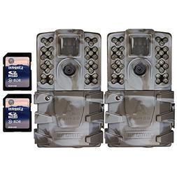 Moultrie A-35 14MP 60' Video LowGlow IR Game Trail Camera +