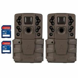 Moultrie A-25i 12MP Low Glow Infrared Game Trail Camera with