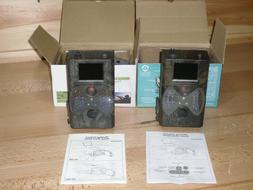 """Amcrest ATC-1201 & HC-300A 12MP  Trail Cameras with 2"""" LCD S"""