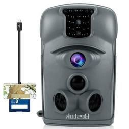 Bestok Game Deer Wild Camera Wireless Wildlife Protecting an
