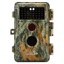 BlazeVideo 16MP HD No Glow Infrared Scouting Game Camera, Tr