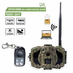 Boly Trail game Camera MG983G-30M MMS 30MP 3G Wireless 940nm