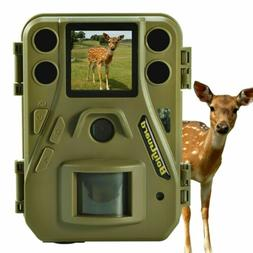 24MP Trail Hunting Camera Infrared Night Vision 1080P Game C