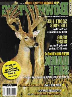 Bow Hunting Magazine Deer Hunting Antler Obsession Diy Trail