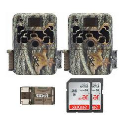 Browning Dark Ops Extreme 16MP Trail Cameras  with SD Cards