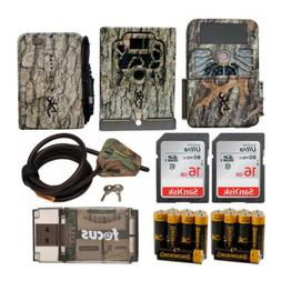 Browning Recon Force 4K 32MP Trail Camera with Accessories &