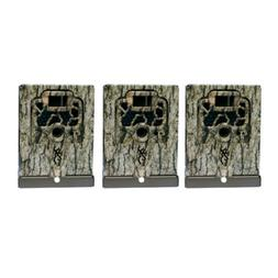 Browning Trail Camera Security Box 3-Pack: Prevents Theft an